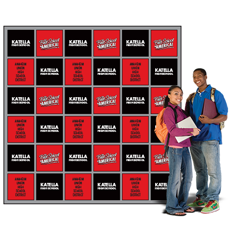 Step & repeat Backdrops